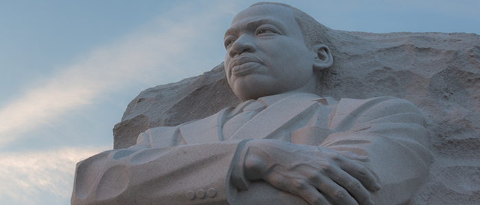 Martin Luther King, Jr Statue